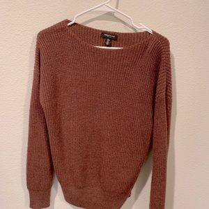 Kenneth Cole - Maroon Sweater